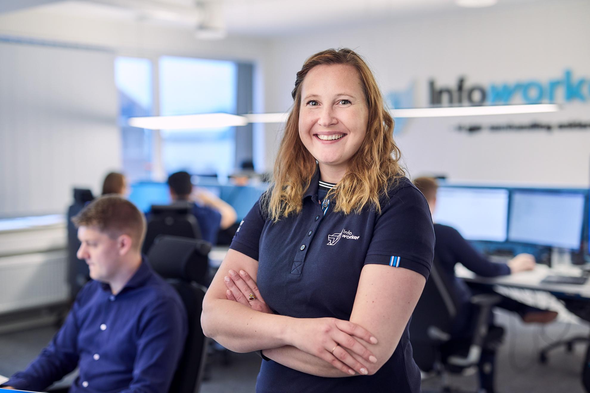Karriere i Infoworker - med fokus på kompetanseheving