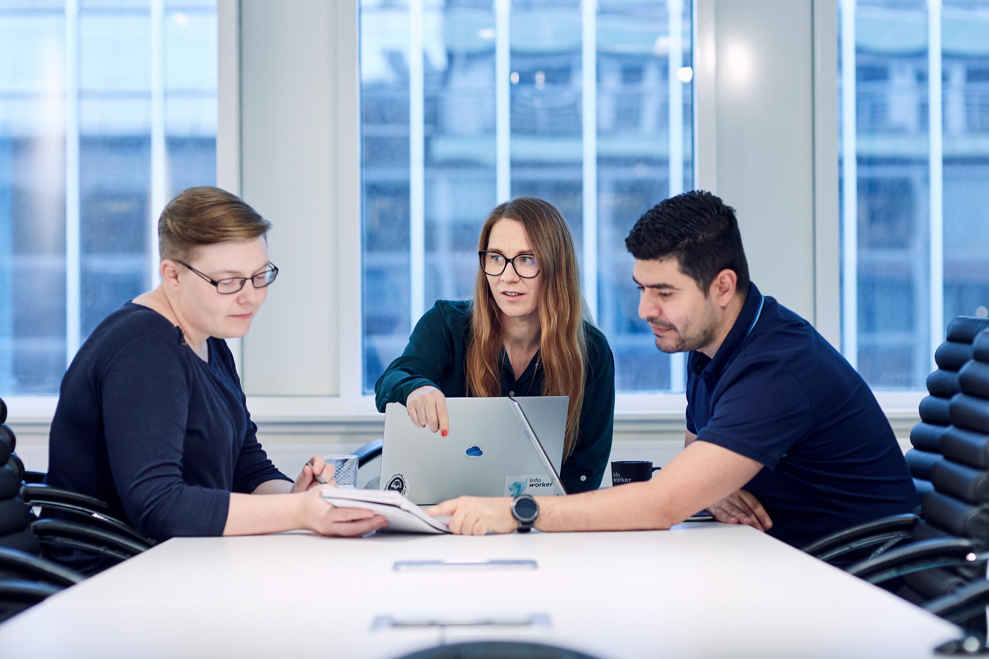 Infoworker hjelper deg med å tilpasse din Office lisens